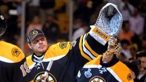 Anton Khudobin Boston Bruins