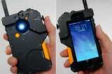 Apple iPhone Receiving iDROID Case Inspired by 'Metal Gear Solid V'