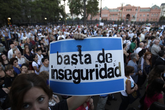 Argentina and Vigilantism: Enough of Insecurity