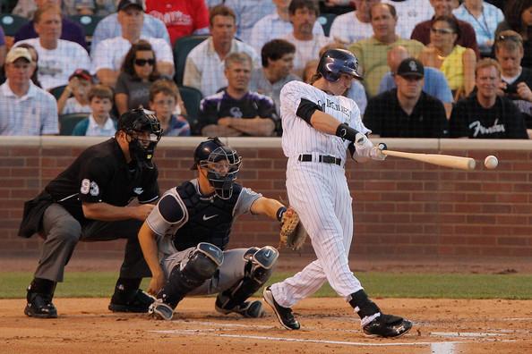 Charlie Blackmon Rockies MLB