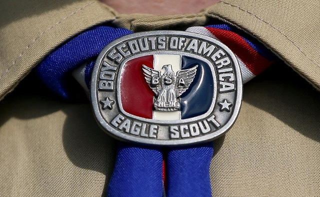 Boy Scouts Organization revoke church's charter