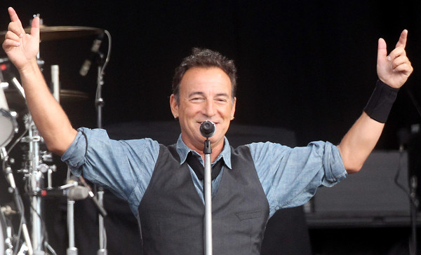 Bruce Springsteen Hits the Mark Again