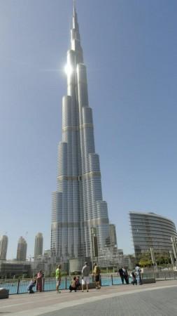 Burj Khalifa Skydive Dubai