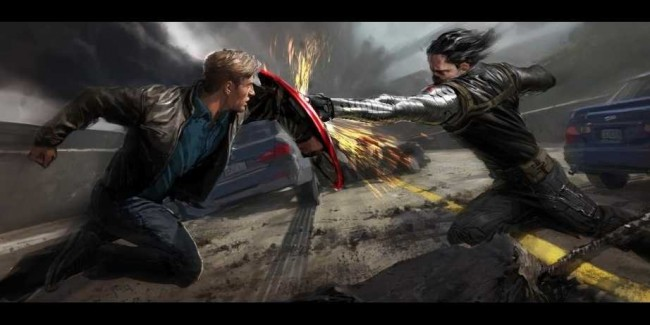 Captain America Breaks Box Office Records