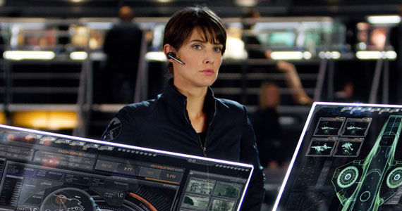 Cobie Smulders Headed Back to 'Agents of SHIELD'