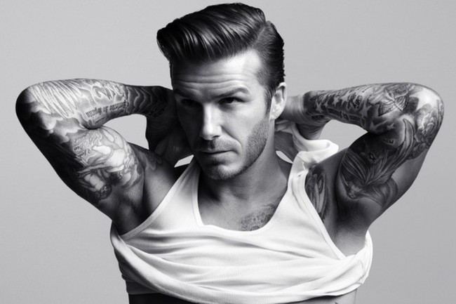 David Beckham H&M Swimwear