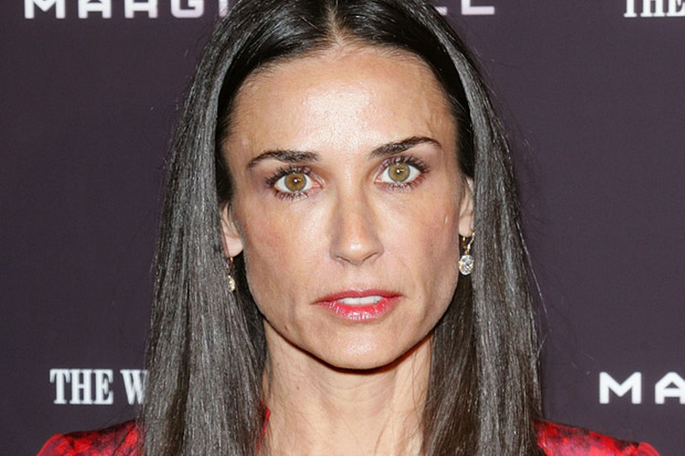 Demi Moore Plans to St...