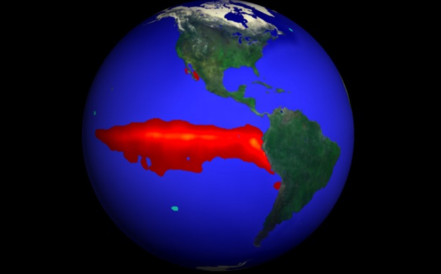El Nino to Have Global Impact