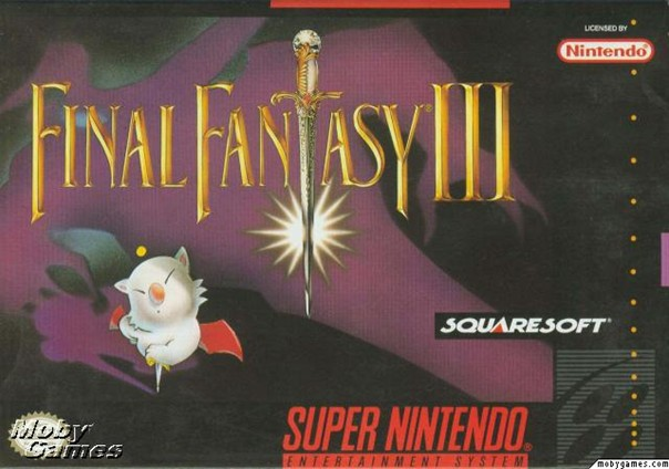 Final Fantasy VI (North America Final Fantasy III)