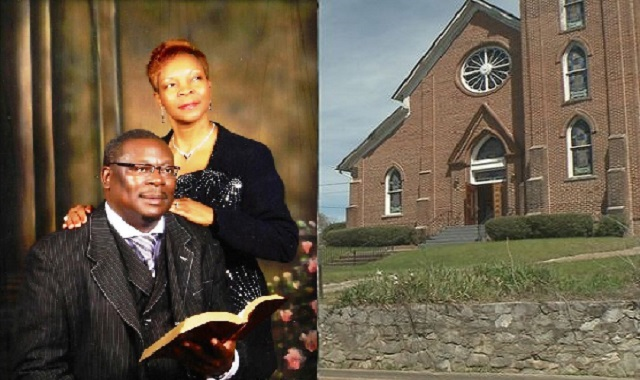 Pastor Nim Russell killed leaving 23rd Church Anniversary