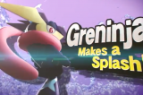 Nintendo Direct Announces Greninja in Next Super Smash Bros.