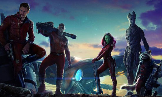 Guardians of the Galaxy'