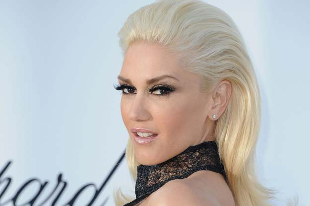 Gwen Stefani Is Potential Christina Aguilera Replacement on The Voice ... Gwen Stefani