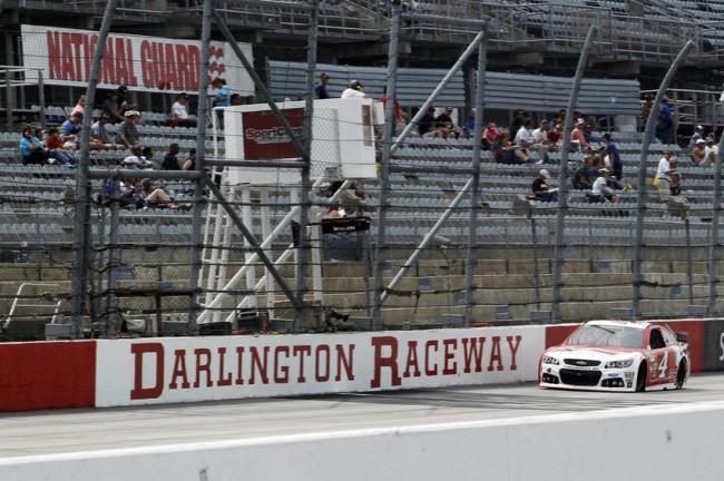 Harvick NASCAR Nation