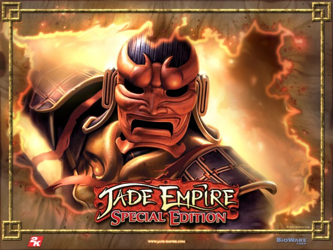 Jade Empire looking for Jade Empire 2