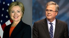 Hillary Clinton Battles Jeb Bush in 2016 Presidential Race?