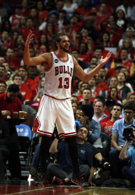 Bulls Allow Game 2 and Possibly Their Season to Slip Away