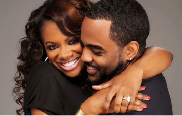Kandi and Todd tie the knot