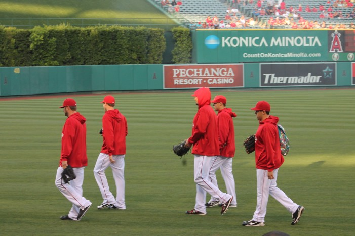 Los Angeles Angels Bullpen Surfacing as a Major Problem: Halo Heartbeat