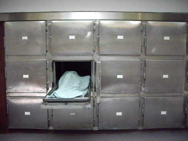 Los Angeles Woman Accidentally Frozen to Death in Body Bag at Morgue