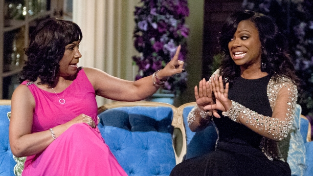 RHOA's Joyce Jones continuously embarrassed Kandi this season