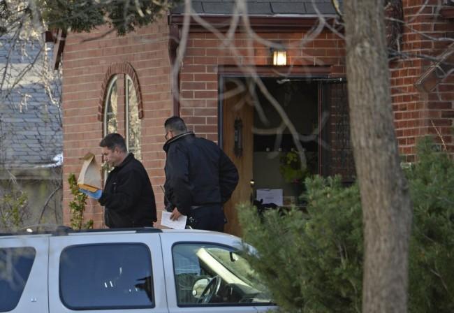Marijuana Denver Murder