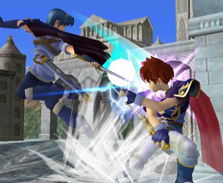 Fire Emblem representatives in Super Smash Bros. Melee