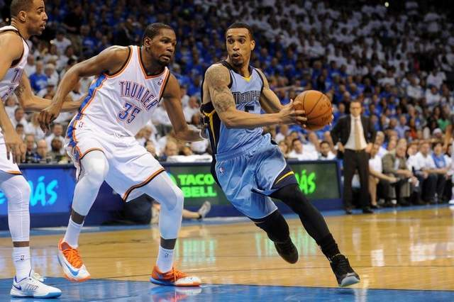 Memphis Grizzlies Beat Oklahoma City Thunder 100-99 in Fourth Straight OT