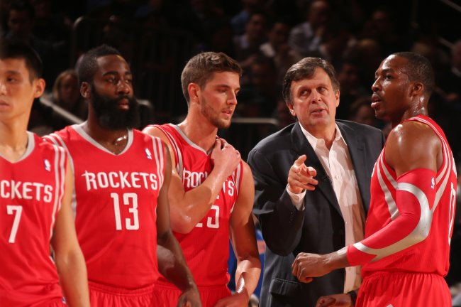 NBA Playoffs Houston Rockets
