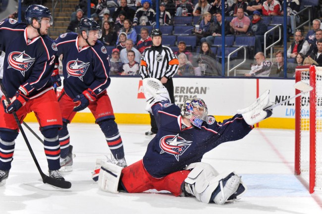 NHL Playoff Preview Columbus Blue Jackets