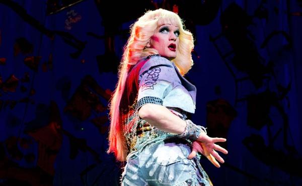Neil Patrick Harris Channels Hedwig