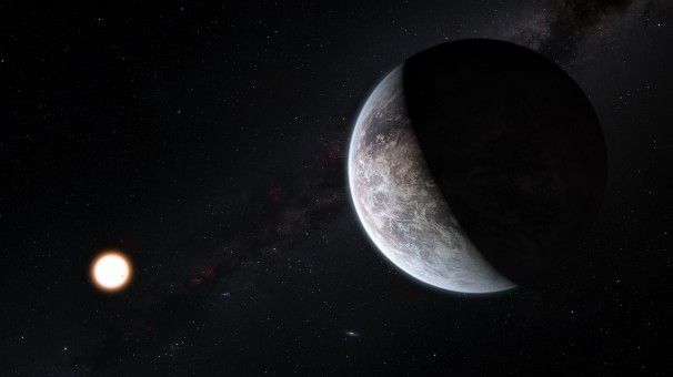 New Planet Discovered That Might Hold Life