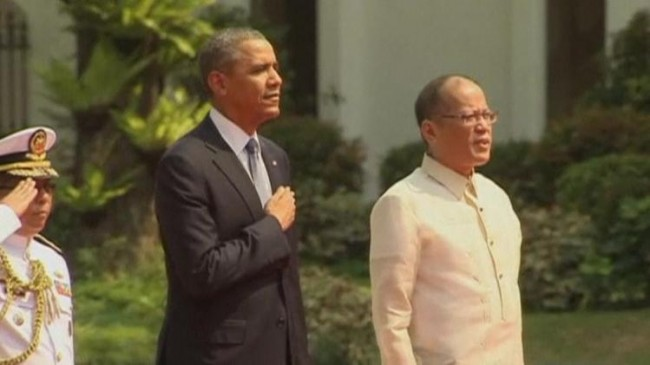 Obama Philippines defense pact