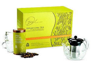 Oprah Debuts Her Own Teavana Chai Tea at Starbucks and Teavana Stores