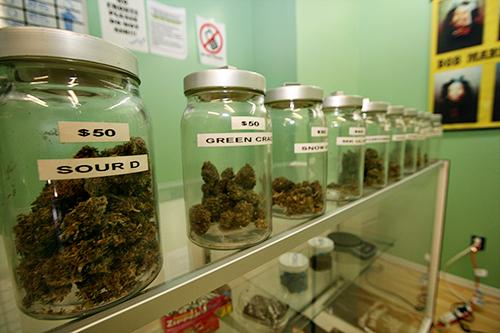 Post Traumatic Stress Disorder Treatment Might Soon Involve Marijuana