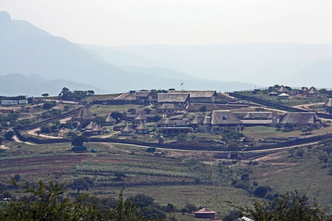 Jacob Zuma Nkandla