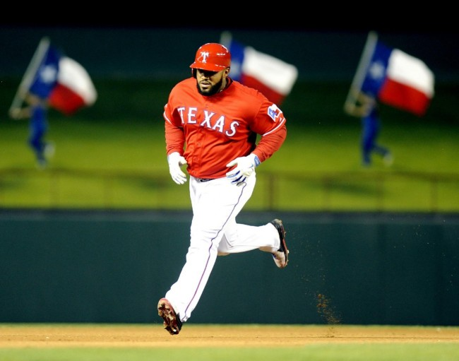 Prince Fielder Rangers Round-up