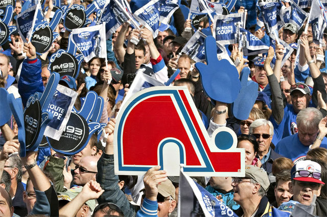 Colorado Avalanche Fans Tired of Being Called 'Quebec Nordiques'