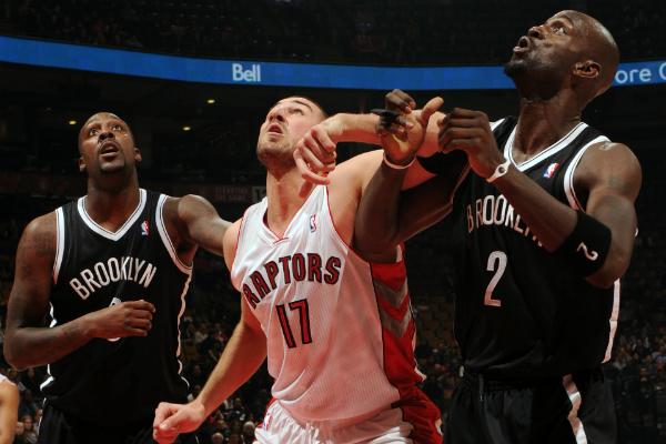 Nets Raptors