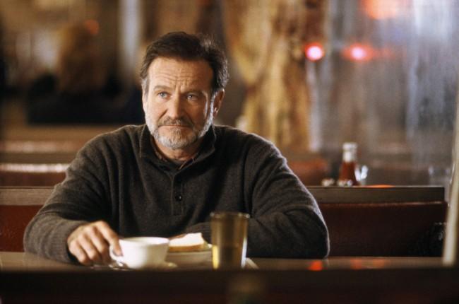 Robin Williams  Angriest Man in Brooklyn