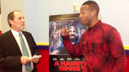 Marlon Wayans Exclusive Interview: A Haunted House 2 and More