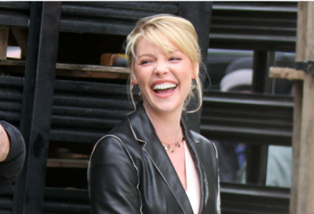 Katherine Heigl Sues Over Misleading Photograph on Twitter