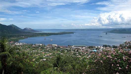 Solomon Islands Rocked by Two Powerful Earthquakes