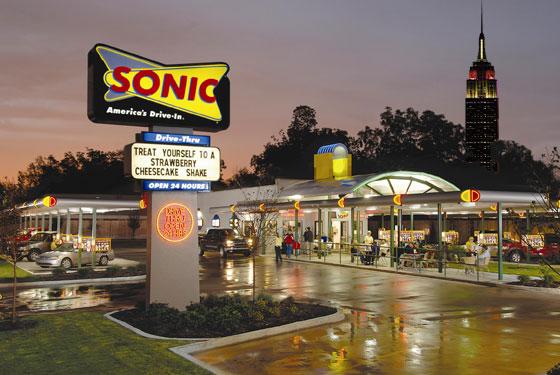 Sonic Plans Ambitious Expansion