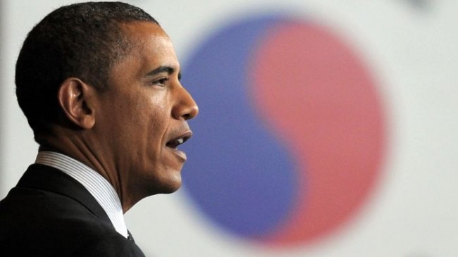 South Korea Warns of Northern Plans for Nuclear Test Ahead of Obama Visit