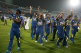 Sri Lanka Downs India to Win Cricket World Cup