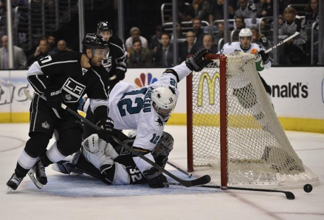 Stanley Cup Playoffs NHL Daily San Jose Sharks Los Angeles Kings