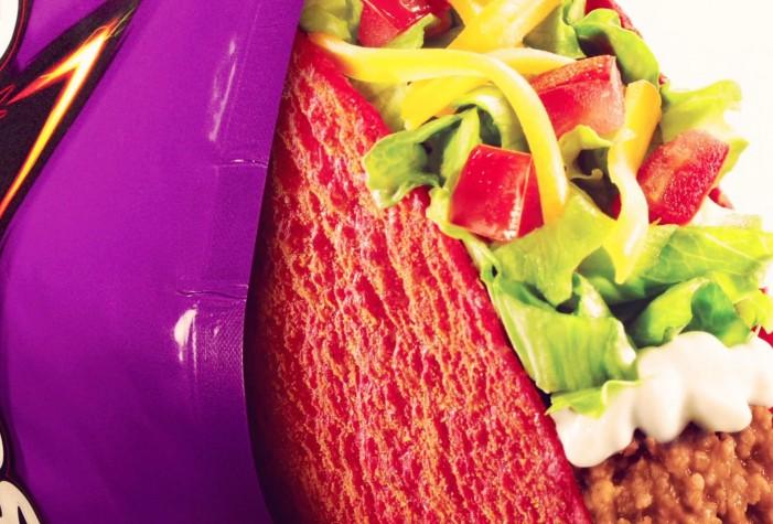 Taco Bell Doritos Taco Invented by Everyone