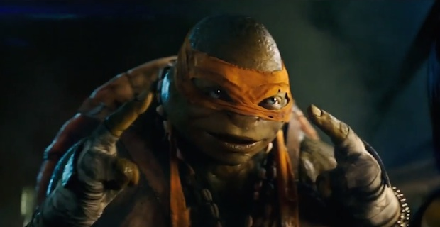 First Look at Splinter in New 'Ninja Turtles' Trailer (VIDEO)