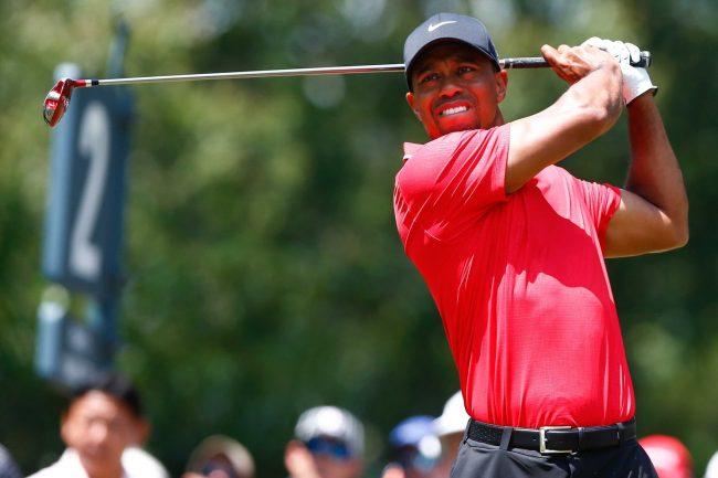 Woods PGA
